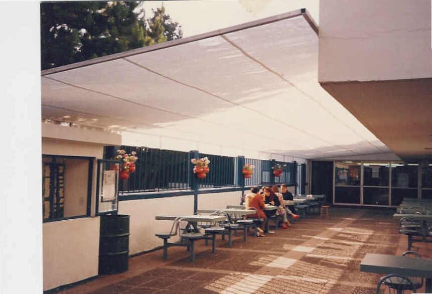 Malla sombra para terrazas balcones y terrazas de estilo for Juego terraza jumbo